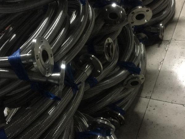 TNG卸车金属软管