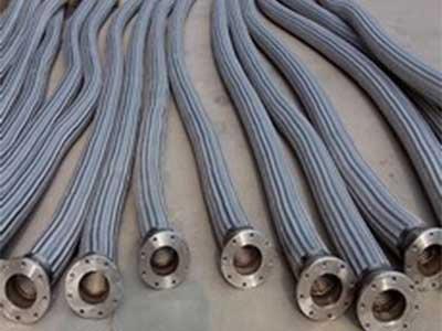 耐酸碱金属软管