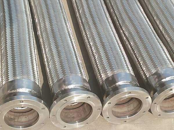 抽真空金属软管